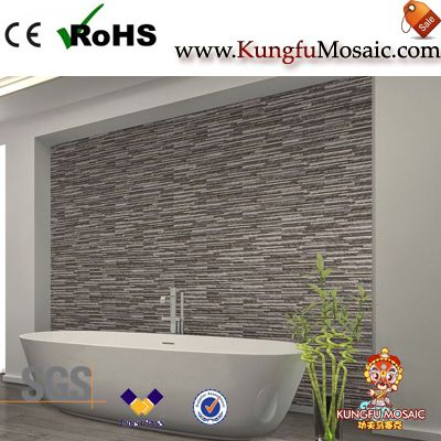 Gray Marble Mosaic Tiles