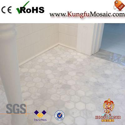 Hexagon Marble Tiles