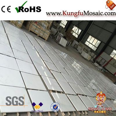 Sichuan White Marble Tiles For Floor