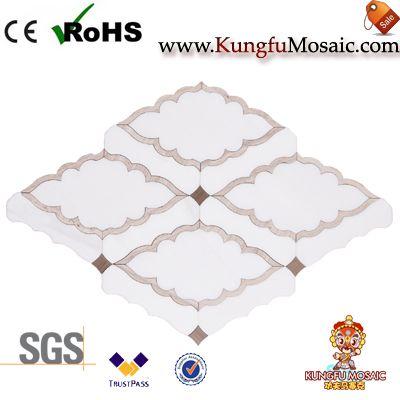 Polishing Marble Tiles Floors