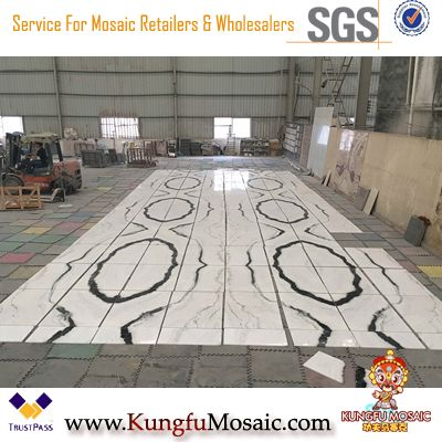 Large Marble Floor And Wall Tiles