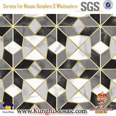 Marble Mosaic Backsplash Wholesale