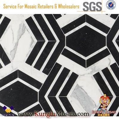 Mosaïque de marbre Dosseret en gros