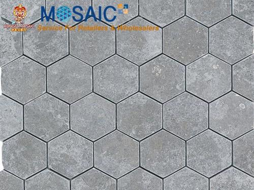 Bluestone Mosaic Tiles