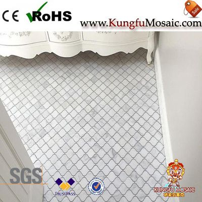 Marmor Mosaik Fliesen Badezimmer